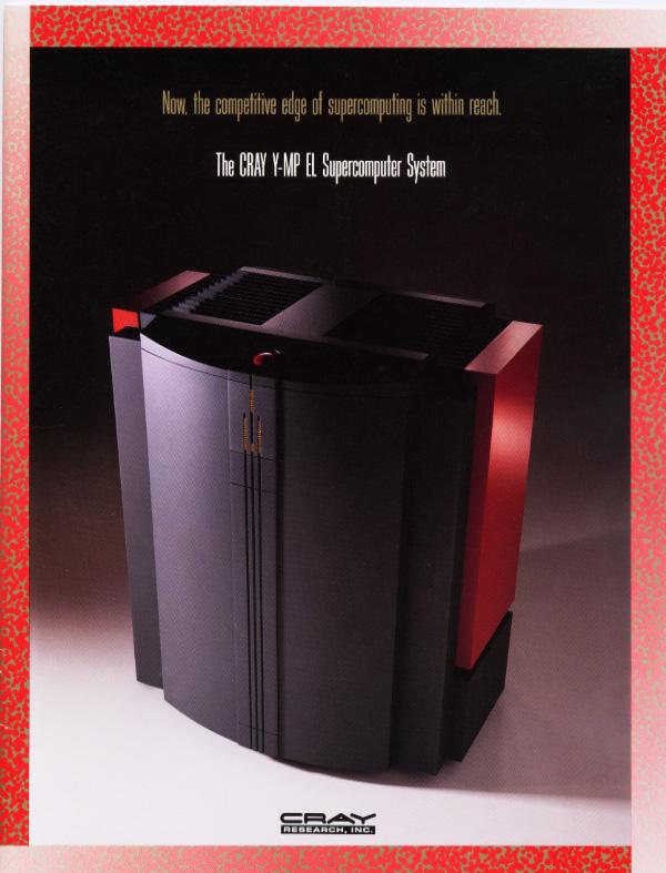 Cray FAQ Part 5: Machine Speci...